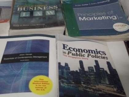 Business and economics books