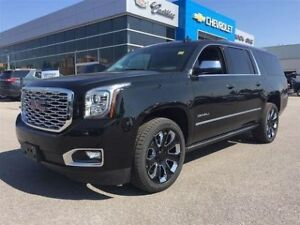 2019 GMC Yukon XL Denali   Navi   DVD   Sunroof   Seats 7