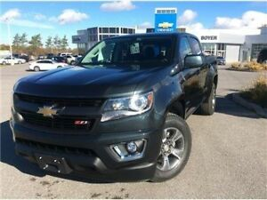 2018 Chevrolet Colorado Z71   EZ LIFT & LOWER   HEATED SEATS