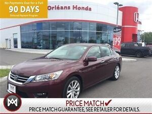 2014 Honda Accord TOURING,NAVIGATION,ROOF,HEATED SEATS EXTRA CLE