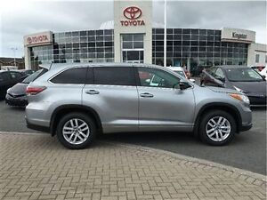 2016 Toyota Highlander LE AWD New Vehicle!