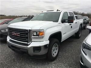 2018 GMC Sierra 2500HD Base