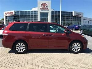 2013 Toyota Sienna XLE AWD 7-Pass-LIMITED -RARE! Reclining 2nd R