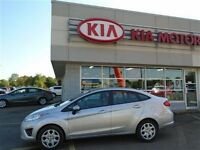 2012 Ford Fiesta SLEEK SILVER RIDE CHEAP ON GAS!!!