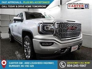 2018 GMC Sierra 1500 Denali 4x4 - Side Steps - Navigation - H...