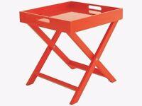 Habitat foldable table