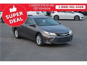 2017 Toyota Camry LE 2017 Neuf