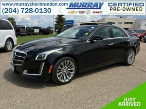 2014 Cadillac CTS 2.0T Turbo Luxury AWD *Nav* *Fwd Collision* *L