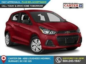 2018 Chevrolet Spark LS CVT FWD - Bluetooth - Rear View Camer...