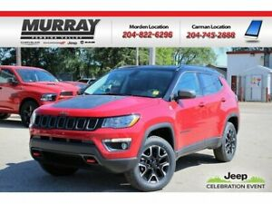 2019 Jeep Compass Trailhawk 4x4   Apple CarPlay   Android Auto