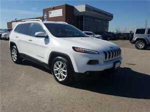 2015 Jeep Cherokee North Remote Start, 8.4 Inch Screen, Only 20,