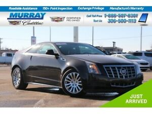2013 Cadillac CTS AWD*REMOTE START,REAR PARK ASSIST*