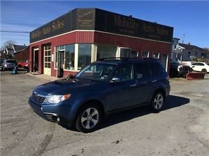 2009 Subaru Forester XT Limited Leather  Turbo