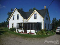 House, Barns & outbuilding with 97 Acres - mosly cleared