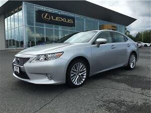2014 Lexus ES350 TECHNOLOGY PKG ONE OWNER