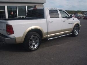 2011 Ram 1500 Laramie Sunroof Ventelated Seats Trailer Brake Belleville Belleville Area image 8