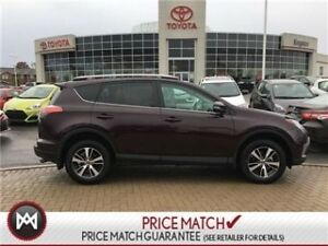 2017 Toyota RAV4 XLE- SUNROOF,ALLOYS & MORE!! JUST LIKE NEW !!