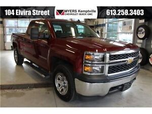 2015 Chevrolet Silverado 1500 LS Ext Cab 4x4 V8 and Tow Package!