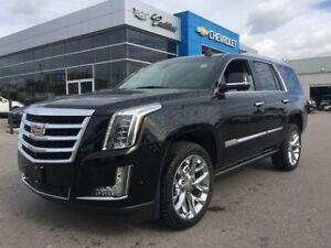 2019 Cadillac Escalade Premium Luxury   Navi   DVD   Sunroof   B