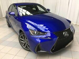 2019 Lexus IS 300 F Sport Series 2 Package