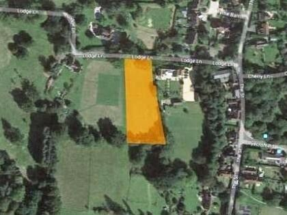 Land Wanted with/without Planning Permission