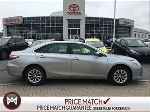 2016 Toyota Camry ONE OWNER!! LOW KILOMETERS!