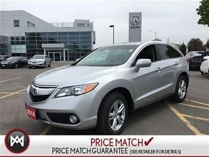 2014 Acura RDX AWD NAVIGATION LEATHER SUNROOF