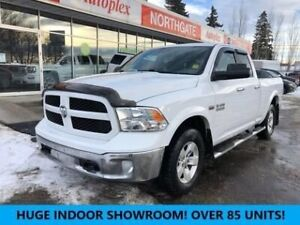 2014 Ram 1500 SLT, Trailer Pkg, 2 Sets of rims and tires