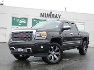 2015 Gmc Sierra 1500 Denali CCab 4WD Cooled and Heated front sea