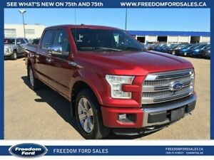 2016 Ford F-150 Platinum | 700A | 4x4 | SuperCrew 145