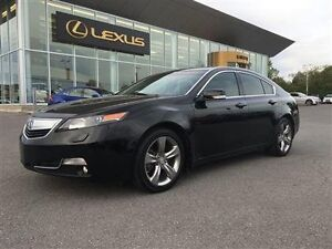 2012 Acura TL SH AWD Tech at Fully loaded vehicle,leather, Navig