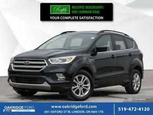 2017 Ford Escape 4WD 4DR SE- Navigation- Back-Up Camera- Heated