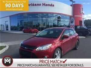 2012 Ford Focus SE, HEATED SEATS, AUTOMATIC ,HANDS FREE NICE LOO