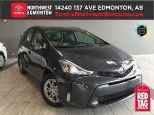 2018 Toyota Prius V | Luxury Package