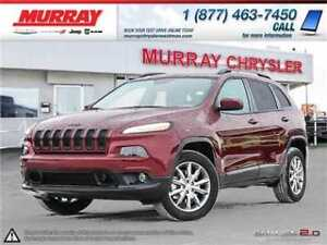 2018 Jeep Cherokee North Premium Appearance
