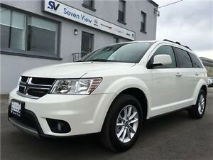 2015 Dodge Journey SXT 7 Passenger, Only 10, 000 KMS !!!