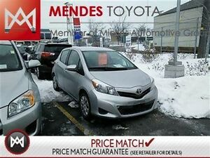 2014 Toyota Yaris LE: USB PORT, CRUISE, POWER GRP Featuring Toyo