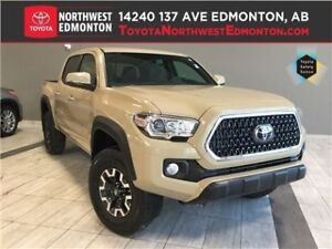 2018 Toyota Tacoma 4x4 Double Cab SR5 Plus 5.7L | TRD Offroad Pa