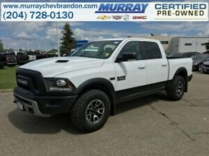 2015 Ram 1500 Crew Cab Rebel 4WD *Backup Cam* *Heat Seats* *Air