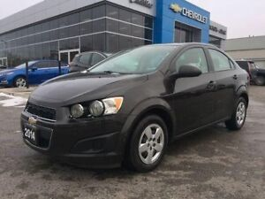 2014 Chevrolet Sonic LS   Bluetooth    5-Speed Manual