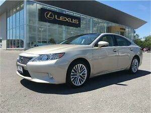 2013 Lexus ES350 TOURING PACKAGE