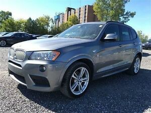 2013 BMW X3 M SPORT ROOF LEATHER LOADED