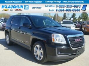 2017 Gmc Terrain *Low Kms*Keyless Ent*Back Up*BTooth/CD*AWD