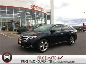 2015 Toyota Venza LIMITED V6 AWD, LEATHER, SUNROOF Fully Loaded
