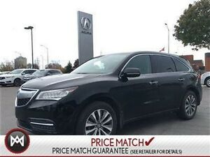 2015 Acura MDX NAVIGATION 7 SEATER DVD PLAYER