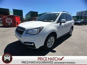 2017 Subaru Forester AWD HEATED SEATS BACK UP CAMERA ALLOYS