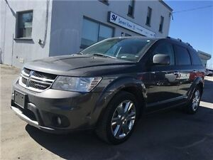 2014 Dodge Journey R/T Navigation, Sunroof, Leather, 7 Passenger