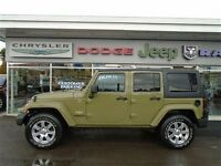 2013 Jeep Wrangler Unlimited Sahara HARD AND SOFT TOP