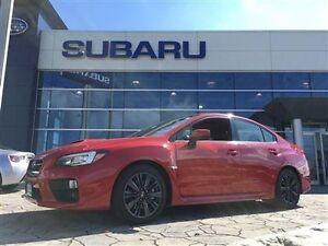 2015 Subaru WRX AWD, Manual, Sunroof