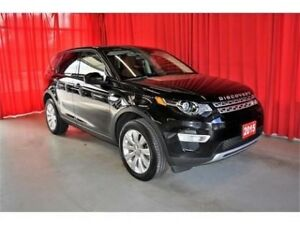2015 Land Rover Discovery Sport HSE Luxury   Navigation   Sunroo